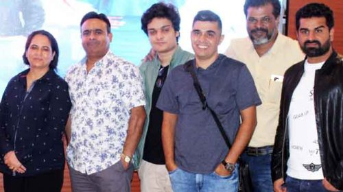 Rachel Singh's Pareshaan Parinda trailer launch