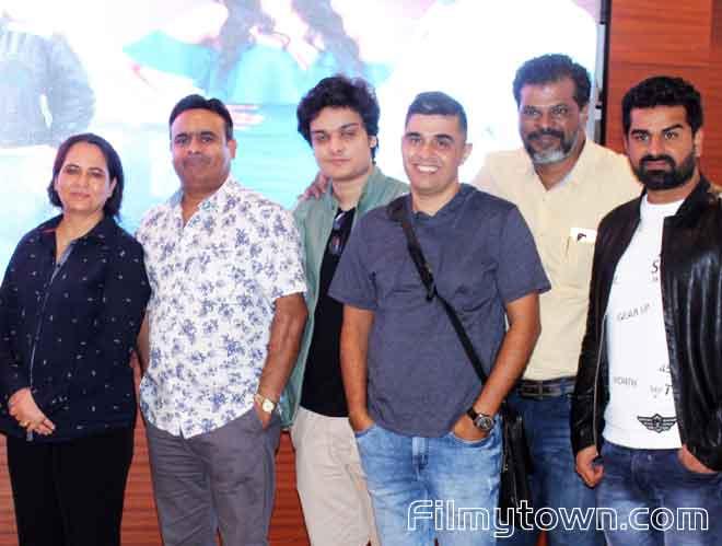 Rachel Singh's Pareshaan Parinda trailer launch