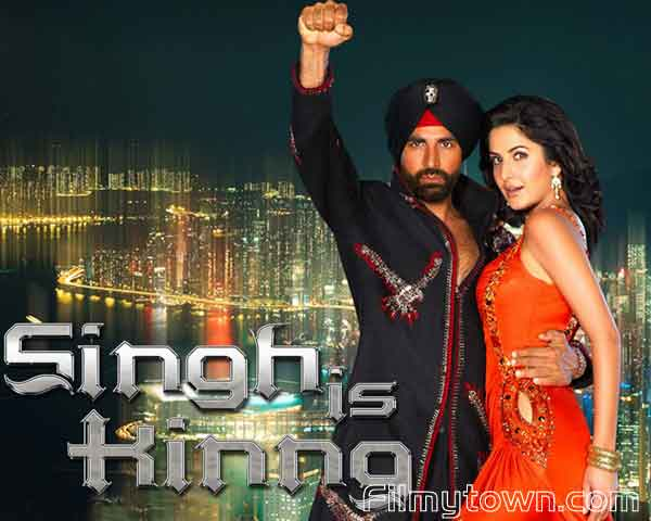 Singh is Kinng, movie review