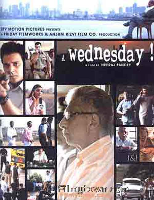 A Wednesday, movie review
