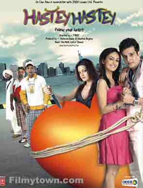 Hastey Hastey, movie review