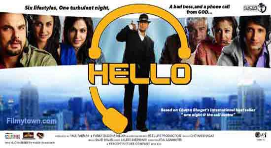 Hello, movie review