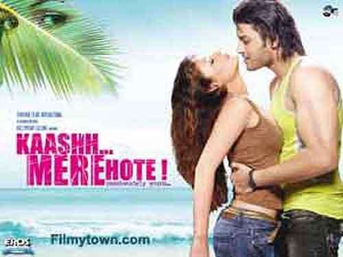 Kaashh Mere Hote, movie review