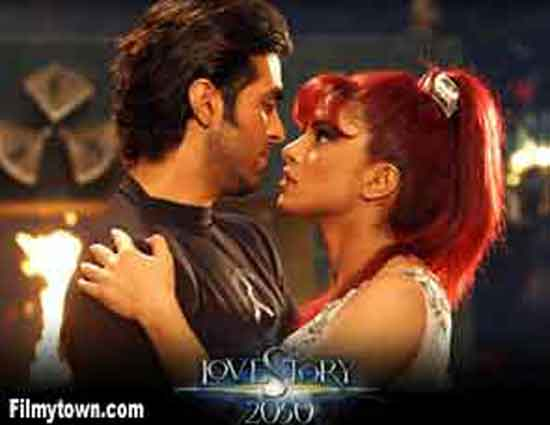 Love Story 2050, movie review