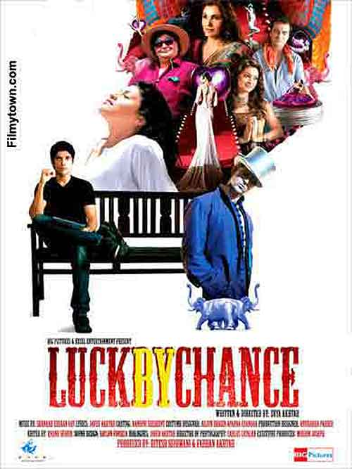 Luck by Chance, movie review