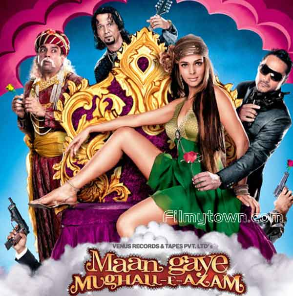 Maan Gaye Mughal-e-Azam, movie review