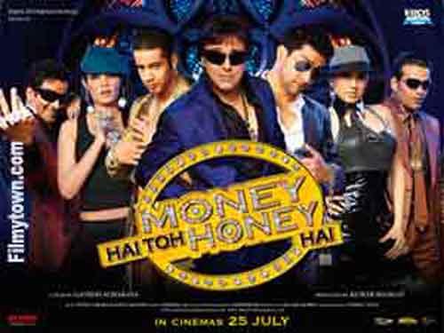 Money Hai Toh Honey Hai, movie review
