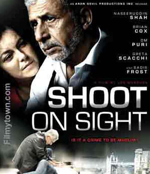 Shoot On Sight, movie review