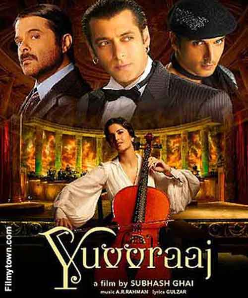 Yuvvraaj, movie review