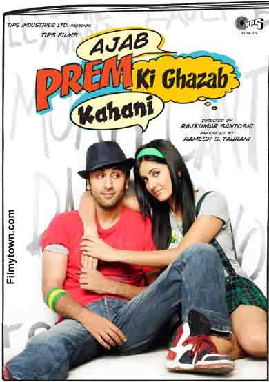 Ajab Prem Ki Ghazab Kahani, movie review