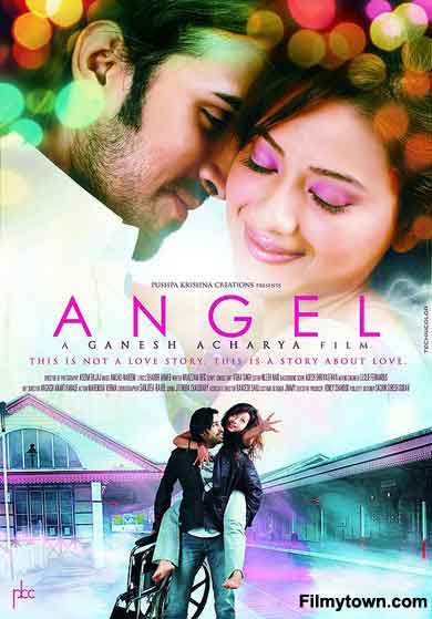 Angel, movie review