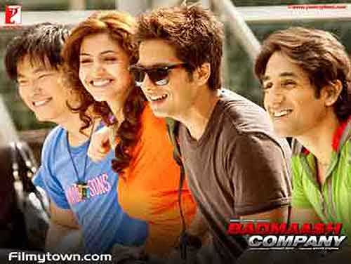 Badmaash Company, movie review