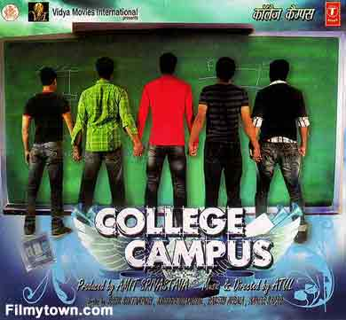 College Campus - movie review