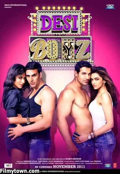 Desi Boyz - movie review