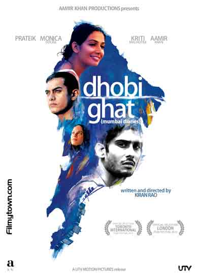 Dhobi Ghat, movie review