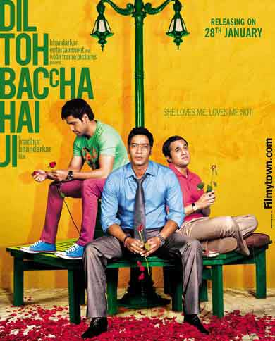 Dil Toh Baccha Hai Ji, movie review
