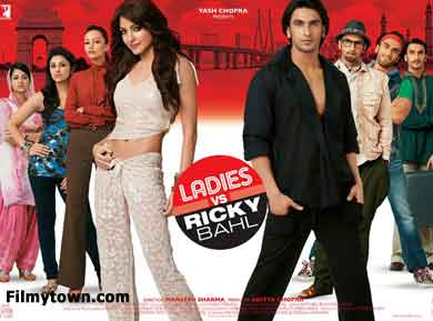 Ladies vs Ricky Bahl - movie review
