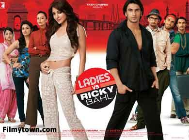 Ladies vs Ricky Bahl - movie review