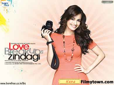 Love Breakups Zindagi - movie review