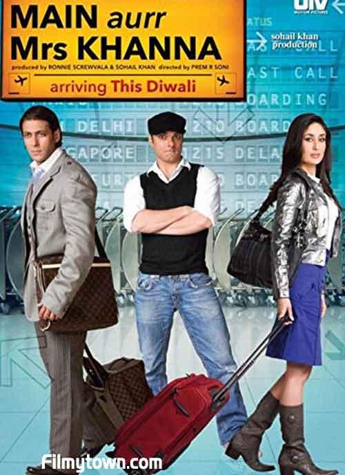 Main aurr Mrs Khanna, movie review