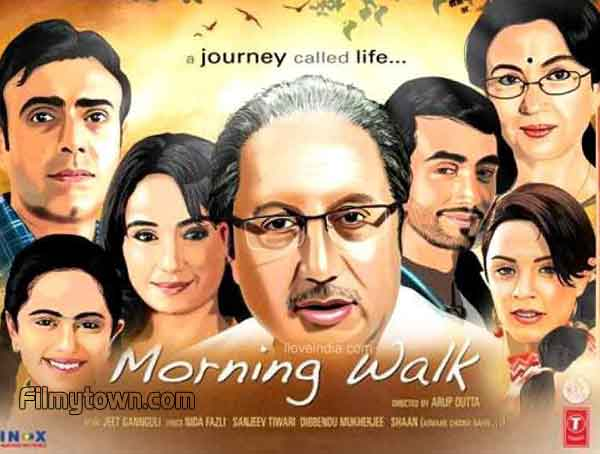 Morning Walk, movie review