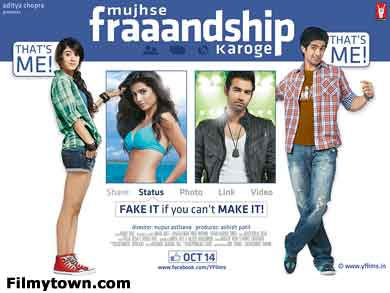 Mujhse Fraaandship Karoge - movie review