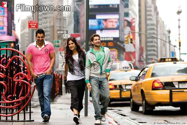New York, movie review