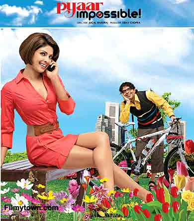 Pyaar Impossible, movie review