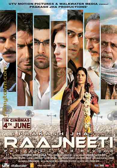 Raajneeti, movie review