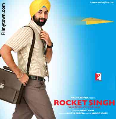 Rocket Singh, movie review