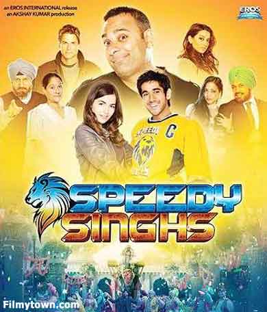 Speedy Singhs - movie review