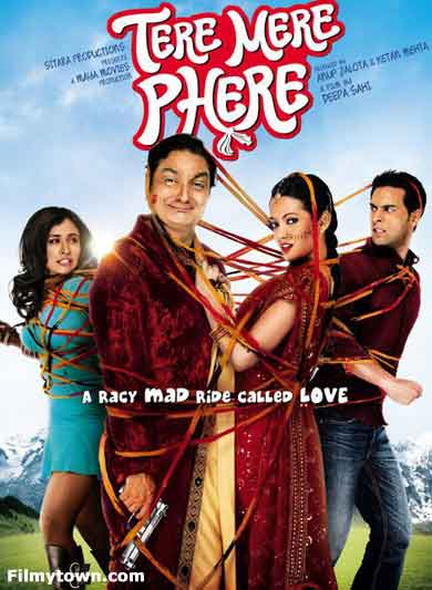 Tere Mere Phere - movie review