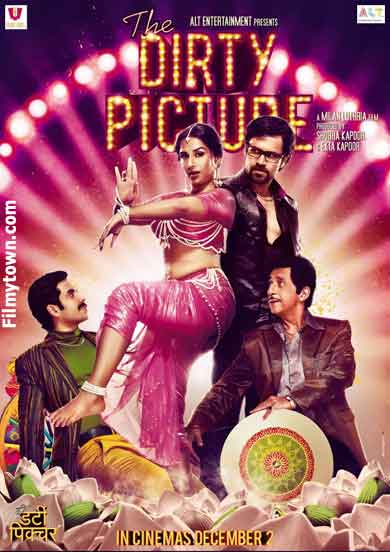 The Dirty Picture - movie review