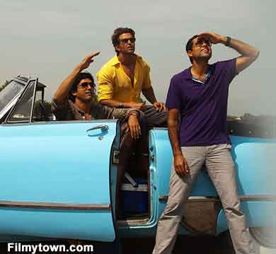 Zindagi Na Milegi Dobara - movie review