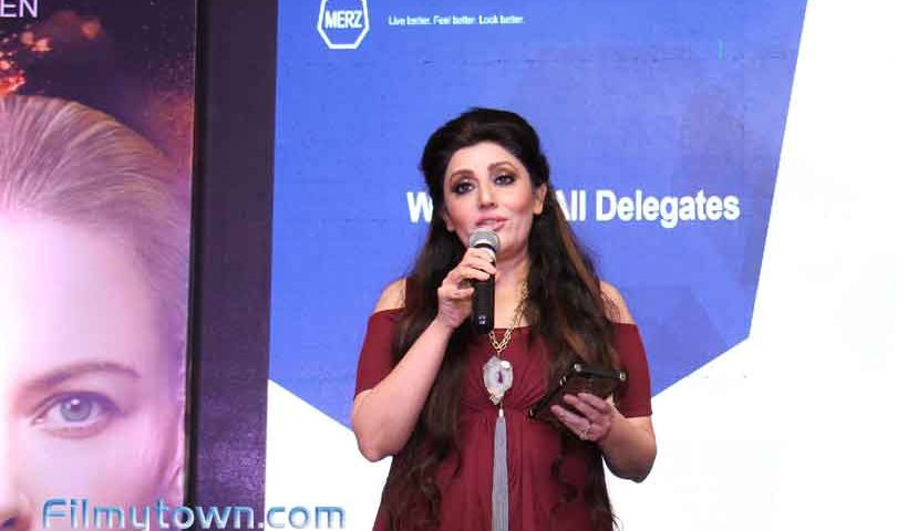 Archana Kochhar at Merz Pharma celebrations