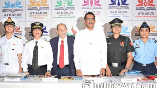 Atharwa honours women in army