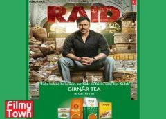 Girnar Tea joins hands with Ajay Devgn's RAID