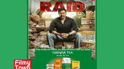 Girnar Tea- Ajay Devgn