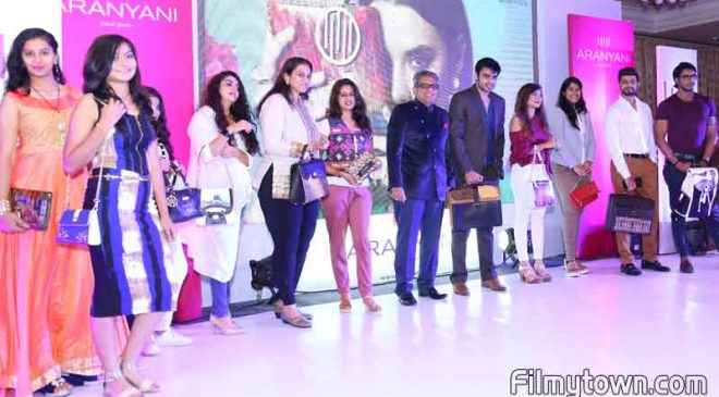 """""""Aranyani"""" launches SS 18 collection at Surat"""