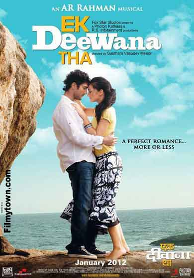 Ek Deewana Tha - movie review