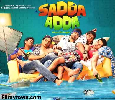 Sadda Adda - movie review