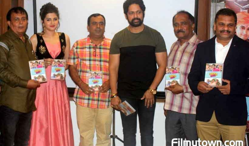 Ghadbad Jhaali music launch