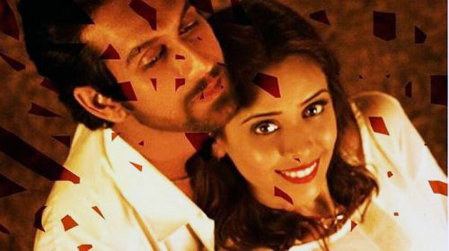 Mohit Madaan and Hrishitaa Bhatt in Ishq Tera