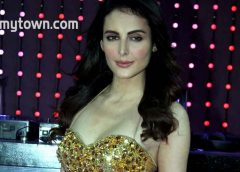 Mandana Karimi's love for football is above her filmy career