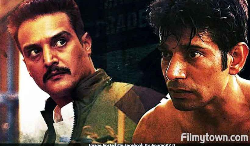 Mukkabaaz OTT platform Eros Now