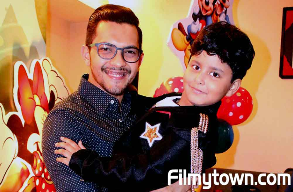 Jayas Kumar's 7th birthday