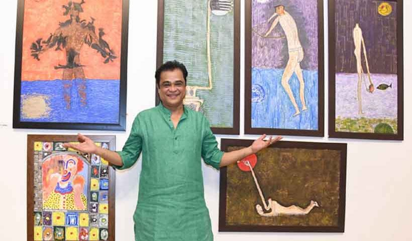 Sanjay Chhel film writer and painter