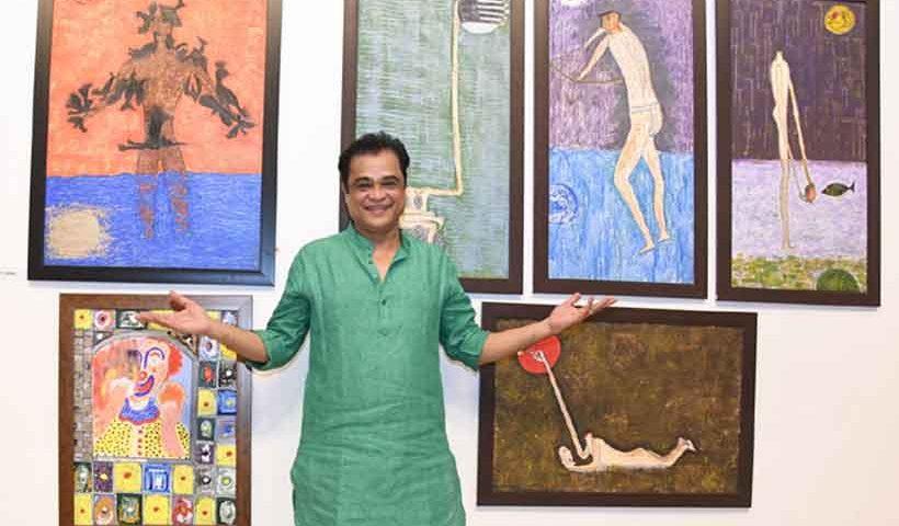 Sanjay Chhel film writer and painter