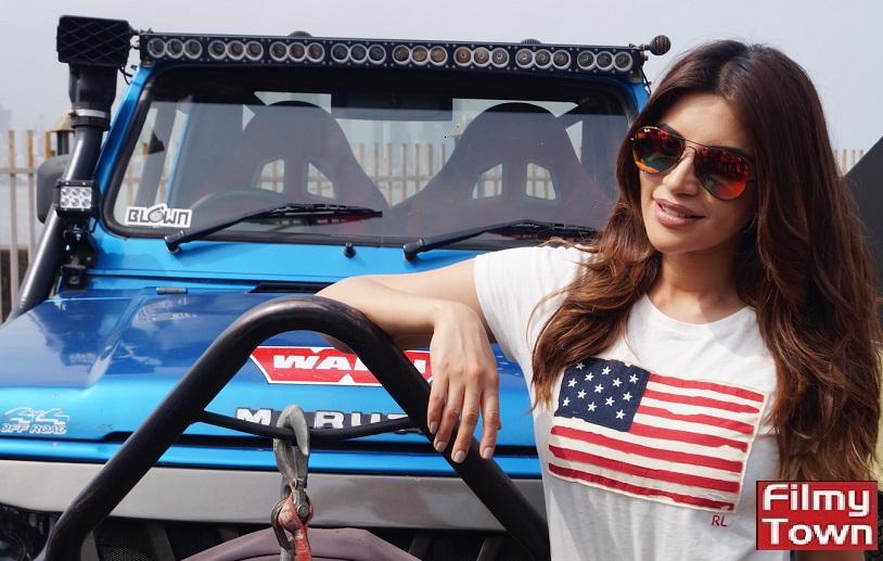 Shama Sikandar 4x4 off road rally
