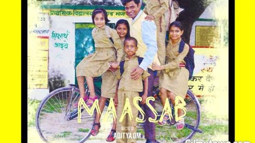Maassab poster